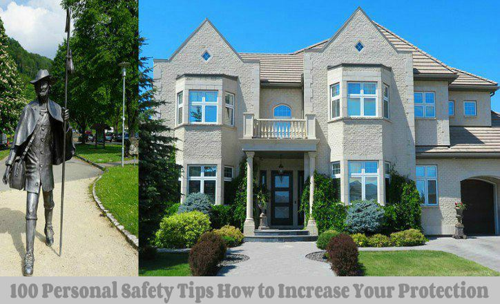 100 Personal Safety Tips How to Increase Your Protection