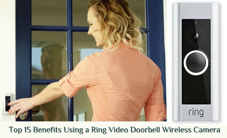 Ring Video Doorbell Wireless Camera