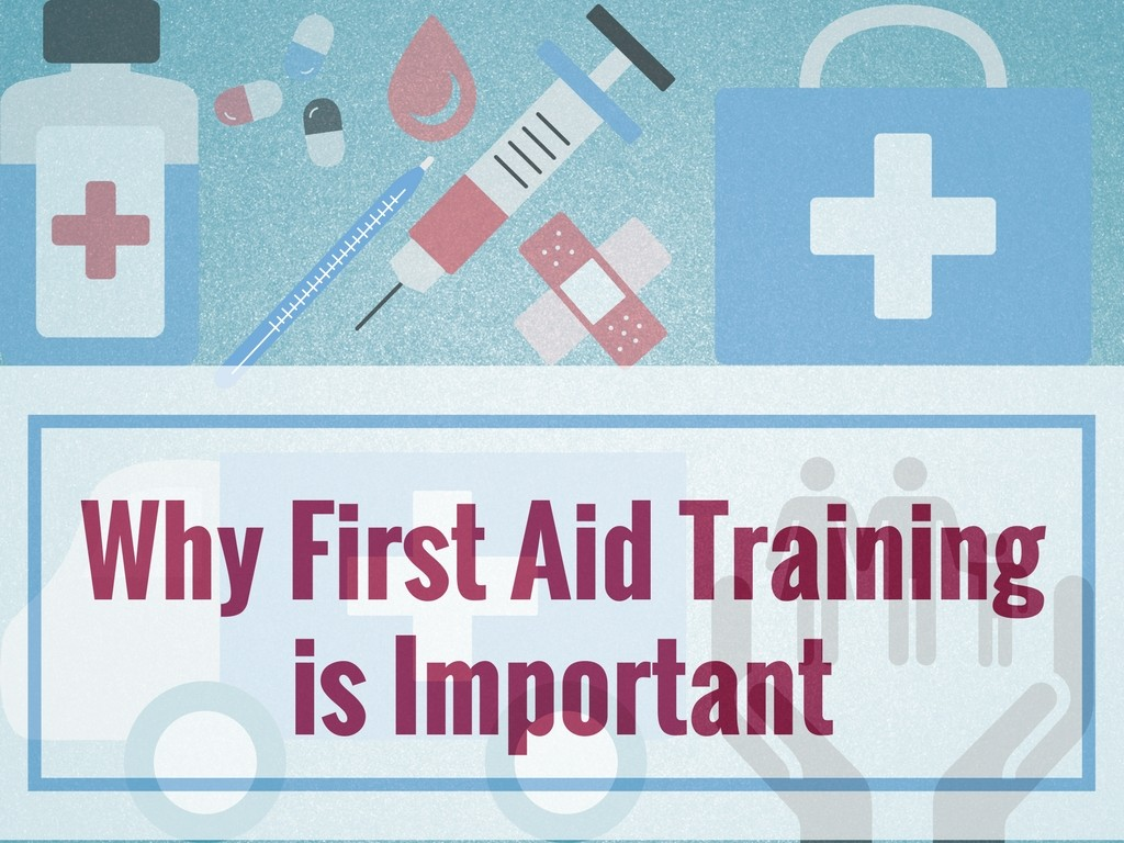 first aid traing