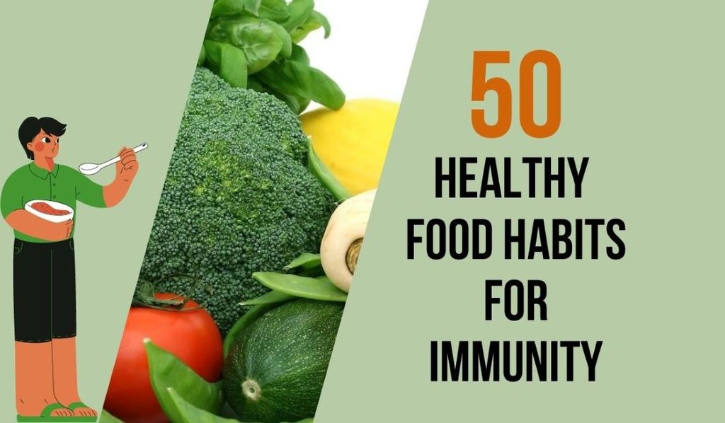 healthy food habits