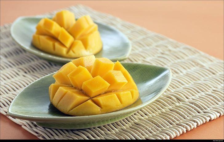 immunity-boosting mango juice