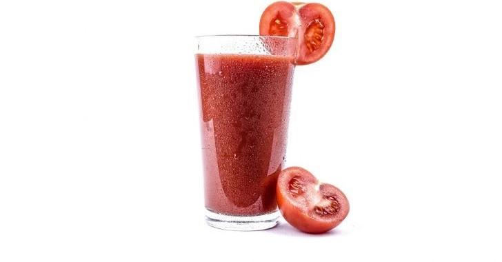 healthy tomato drinks